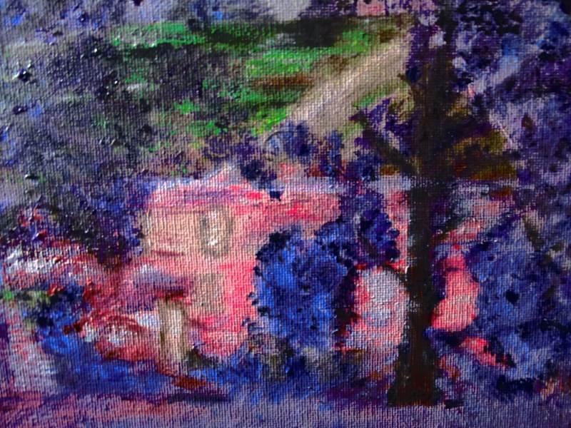 Kleinesbild - Blossom, 30x40cm
