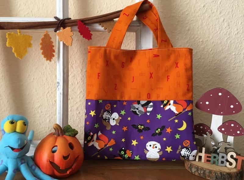 - Kindertasche Halloween - Kindertasche Halloween