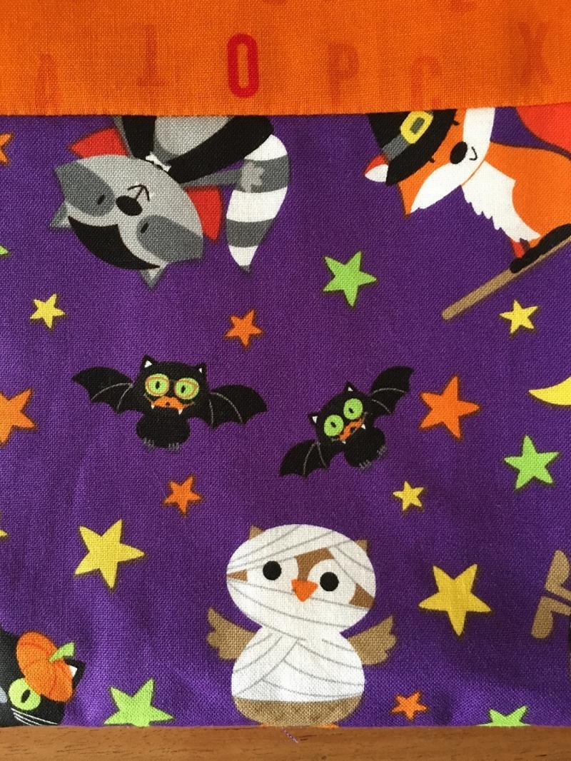 Kleinesbild - Kindertasche Halloween
