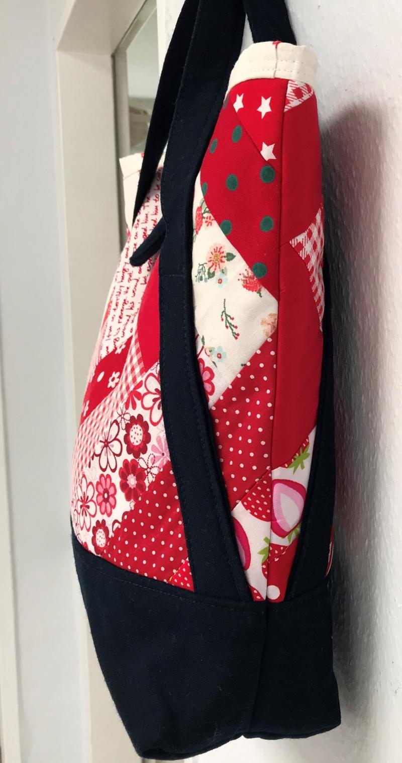 Kleinesbild - Shopper Einkaufstasche Sommertasche Markttasche Tragetasche