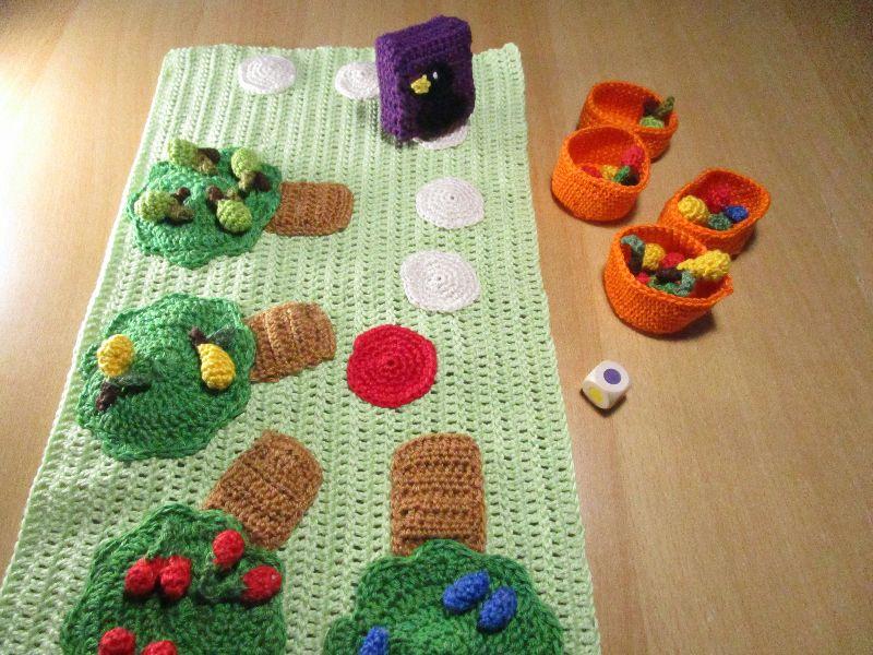 - Rabenspiel - Farben lernen auf spielerischer Art - Rabenspiel - Farben lernen auf spielerischer Art