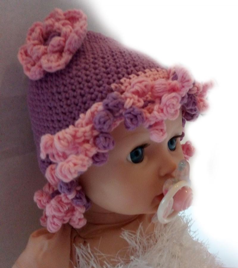 Kleinesbild - Babymütze