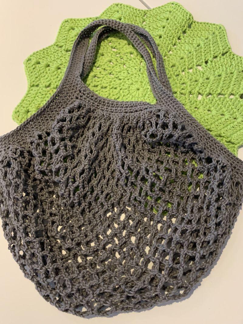 Kleinesbild - Edda-Bag Obstnetz für den Einkauf ohne Plastik