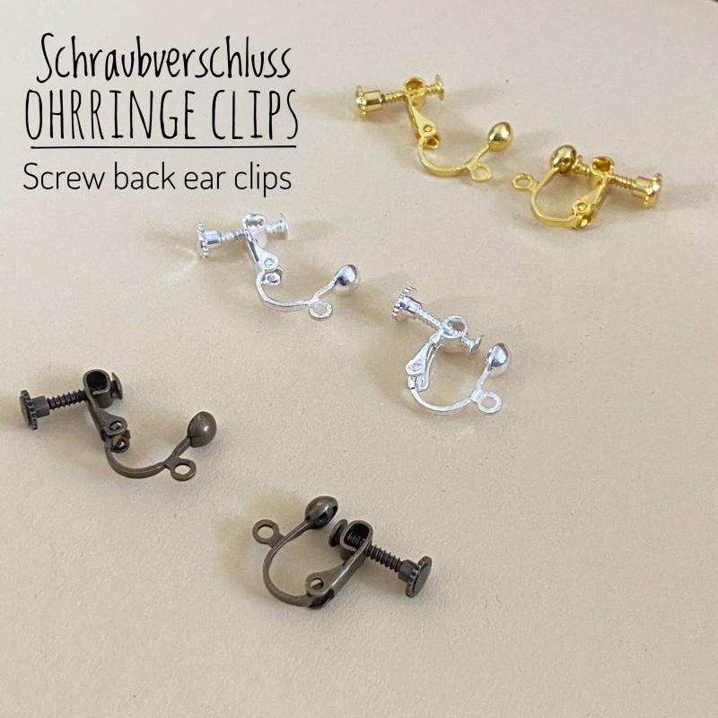 Kleinesbild - Origami Elefant Ohrringe, Japanisch, Handgemacht Schmuck, Perfektes Geschenk, Rot Gold