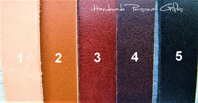 Kleinesbild - Armband aus Leder mit Einhorn, individualisierbar und in unterschiedliche Farben erhältlich, Namen, Namensarmband