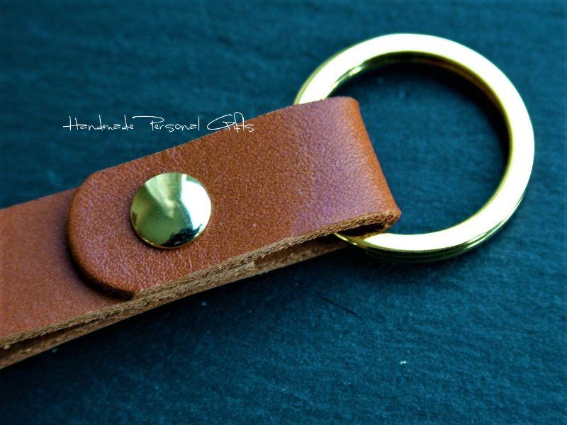 Kleinesbild - Schlüsselanhänger aus Leder, Vollständig anpassbar, ich liebe dich, mit Koordinaten, Namensanhänger, benützerdefiniert, Valentinstag, handgemachte accessoires