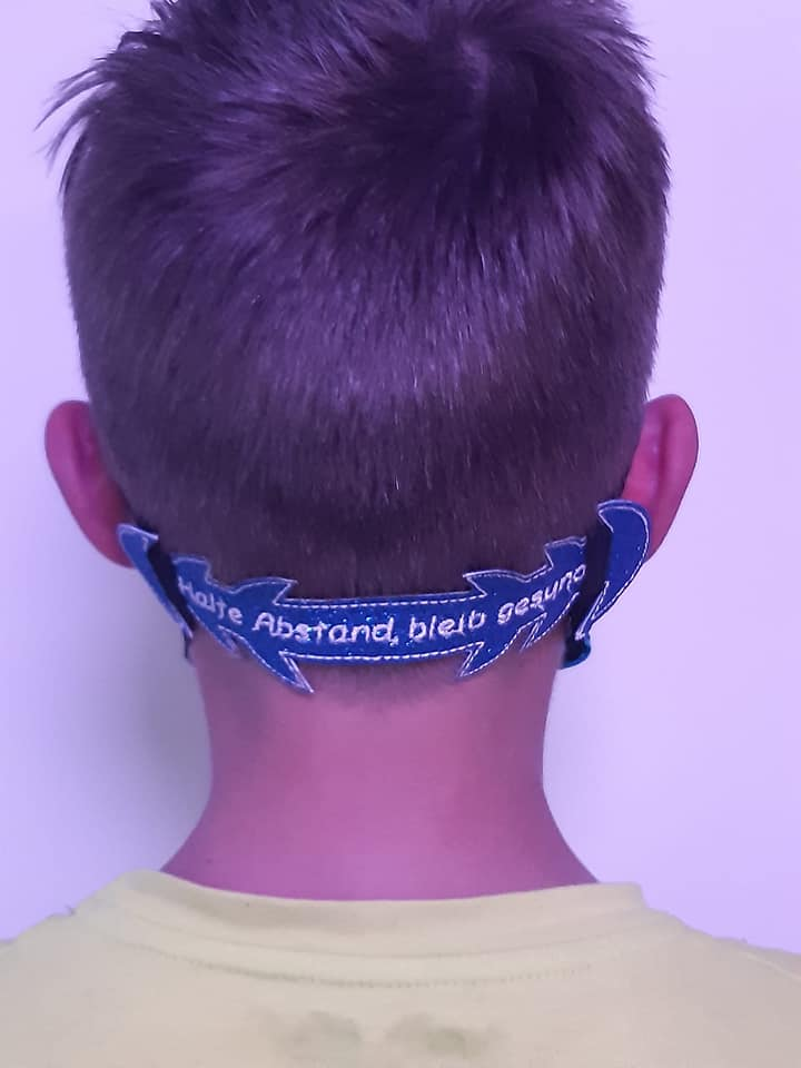 Kleinesbild - Stickdatei   *Maskenband*   ITH  13x18   3 Versionen