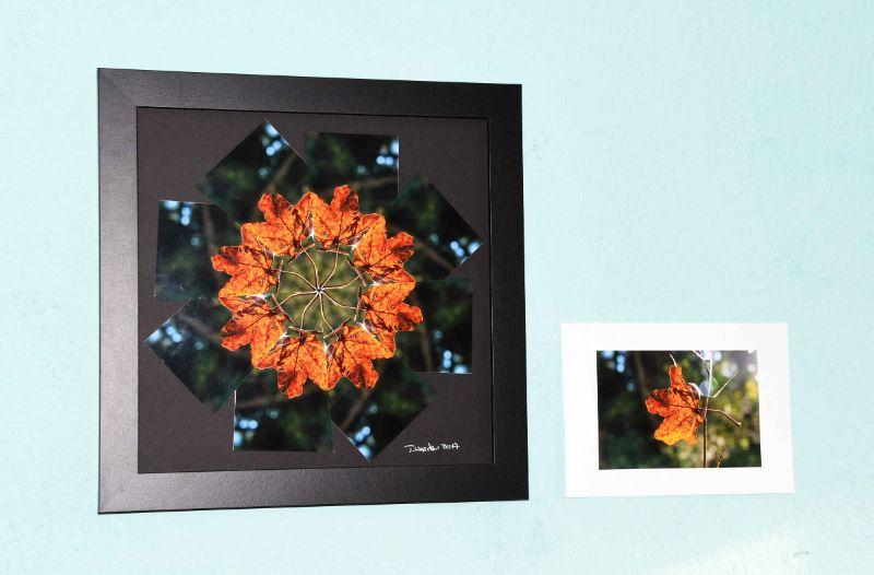 Kleinesbild - Fotocollage Handgemachte Kunst aus Fotos Unikat