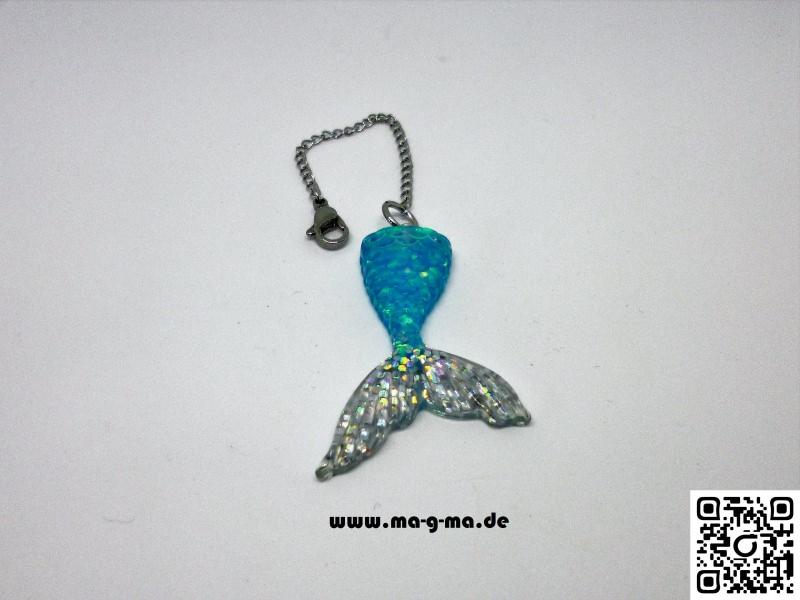 - Anhänger für Meerjungfrauen, Farbe Hellblau - kaufen - Anhänger für Meerjungfrauen, Farbe Hellblau - kaufen