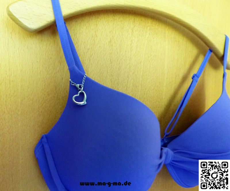 - cooler Herz Anhänger aus Edelstahl für Bikini, Tankini oder Badeanzug - kaufen  - cooler Herz Anhänger aus Edelstahl für Bikini, Tankini oder Badeanzug - kaufen