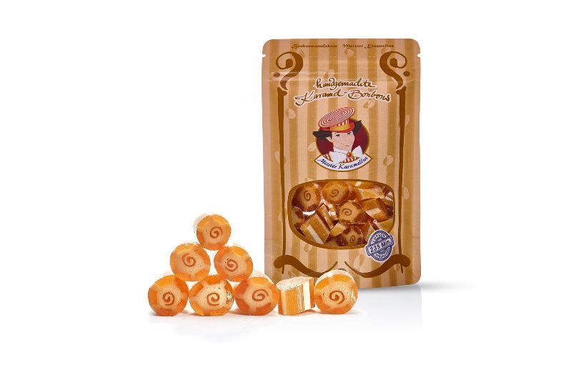 - * Meister Karamellus * Sahnekaramell Bonbons in der 80 g Tüte * - * Meister Karamellus * Sahnekaramell Bonbons in der 80 g Tüte *