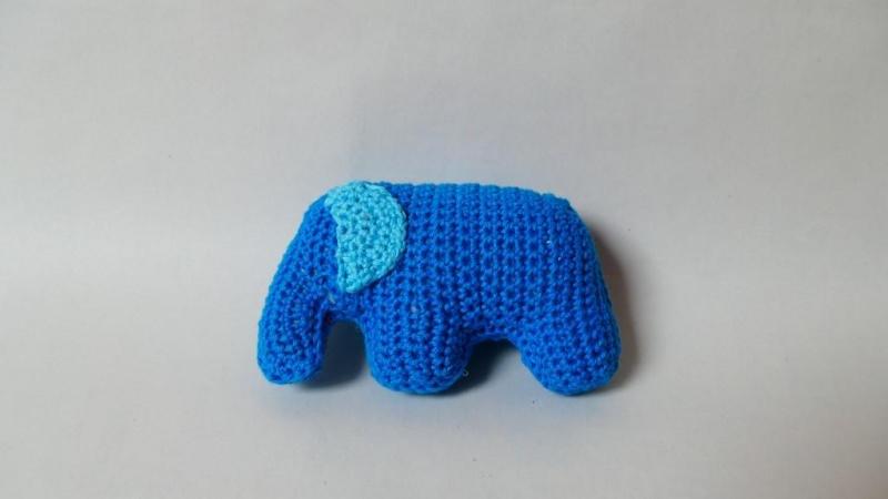 - Kleiner Elefant zum Kuscheln für Babys und Kleinkinder ♥ - Kleiner Elefant zum Kuscheln für Babys und Kleinkinder ♥