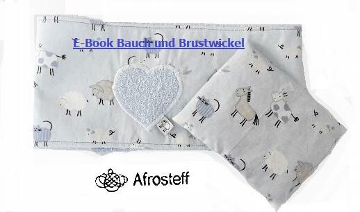 Nahanleitungen E Book Nahanleitung Brust Und Bauchwickel Mit