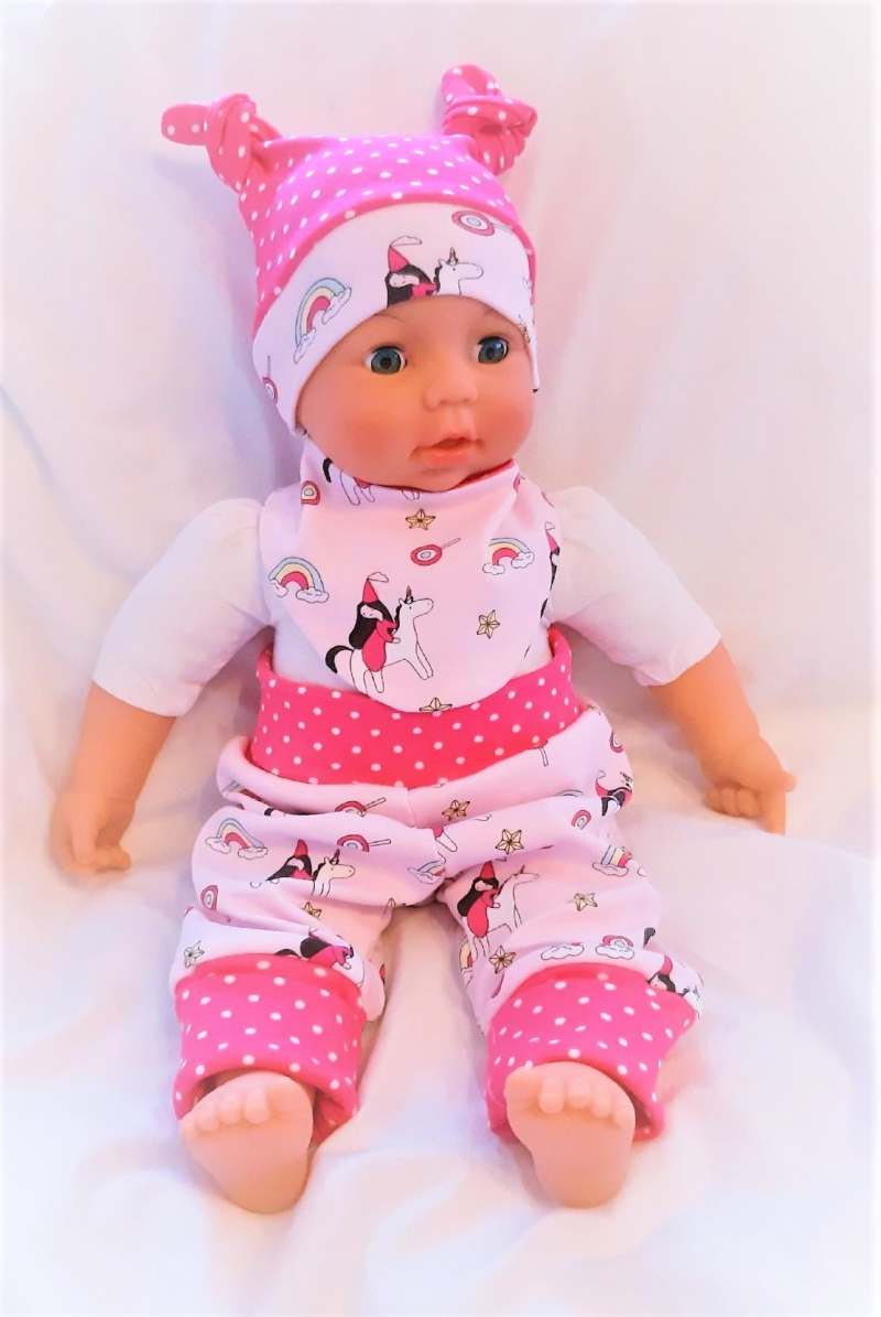 Kleinesbild - Halstuch wendbar/ Sabberlätzchen/ Baby-und Kinderhalstuch verstellbar/ Kinderhalstuch/ Babyhalstuch