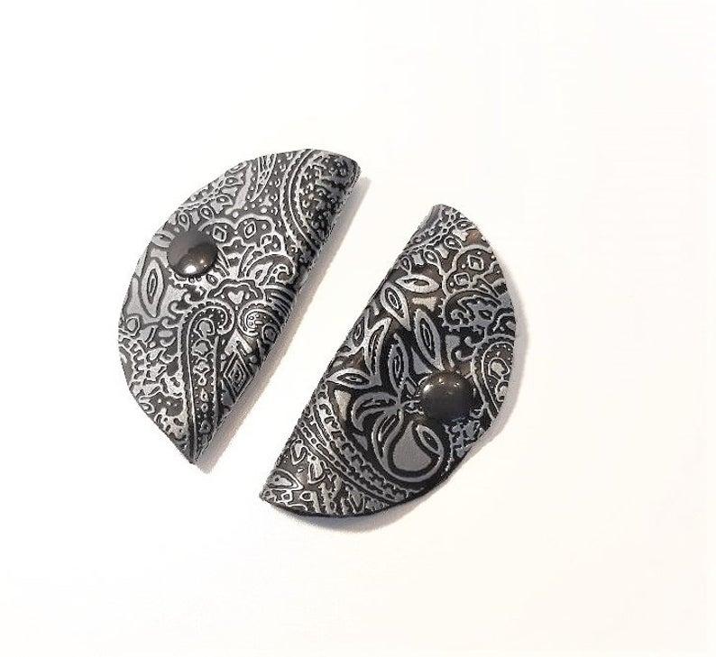 Kleinesbild - Kopfhörer- und Kabeltasche im 2-er Set aus Kunstleder