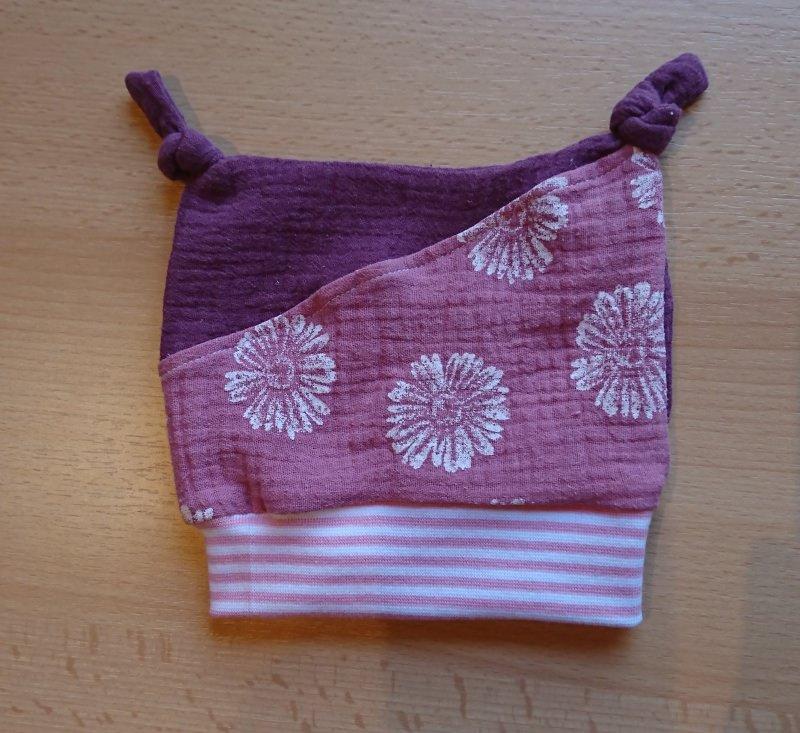 Kleinesbild - Mit viel Liebe handgefertigtes Baby- und Kinderset aus Musselin