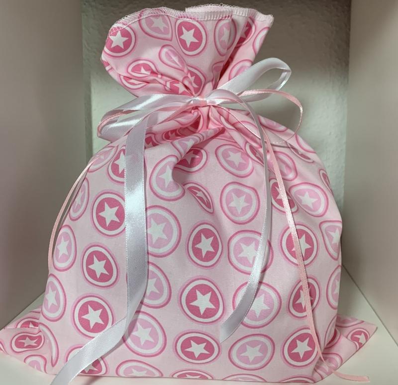 Kleinesbild - Adventskalender - Säckchen Pferd Einhorn rosa pink grau ★24 Selbst befüllbare Stoffbeutel★ (Kopie id: 100205009) (Kopie id: 100205739)