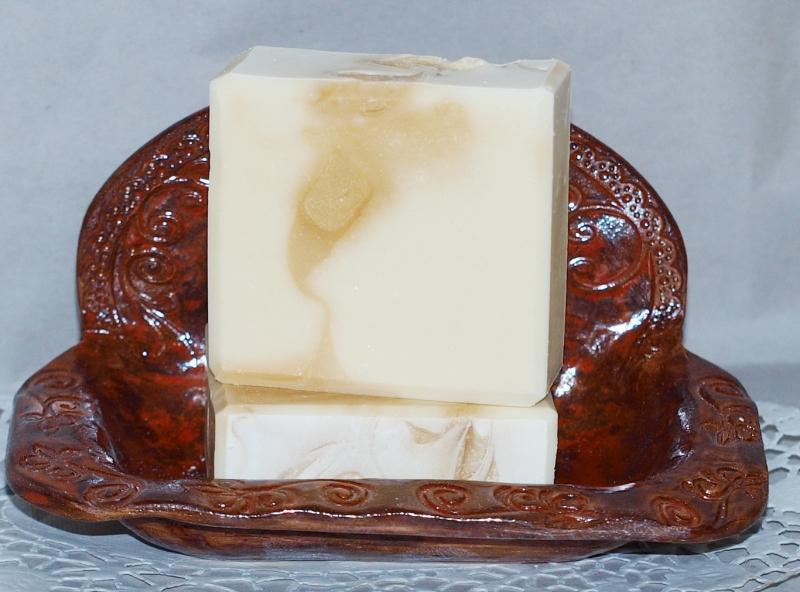 - 100 g Seife-Milch und Honig für Gesicht u. Körper  handgemacht - 100 g Seife-Milch und Honig für Gesicht u. Körper  handgemacht