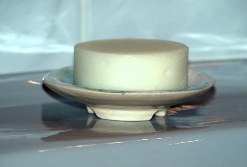 Kleinesbild - Seifenschale Keramik handgemacht