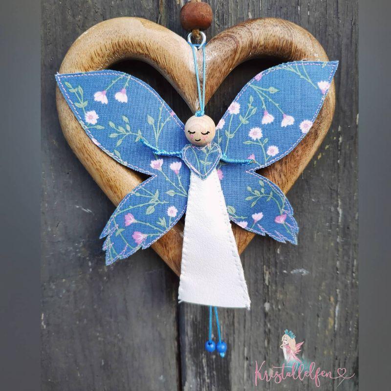 Kleinesbild - Kristallelfen ♥ eine Handvoll Glück ♥, handgenähte Glücksbringer für Dich oder als Geschenkidee, Beispielbilder, jede Elfe ist ein Unikat ☀