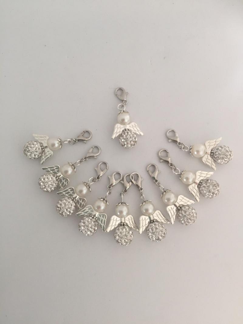 Hochzeit & Besondere Anlässe Liefern 50 Perlen 10mm Hochzeit Taufe Geburtstag Kommunion