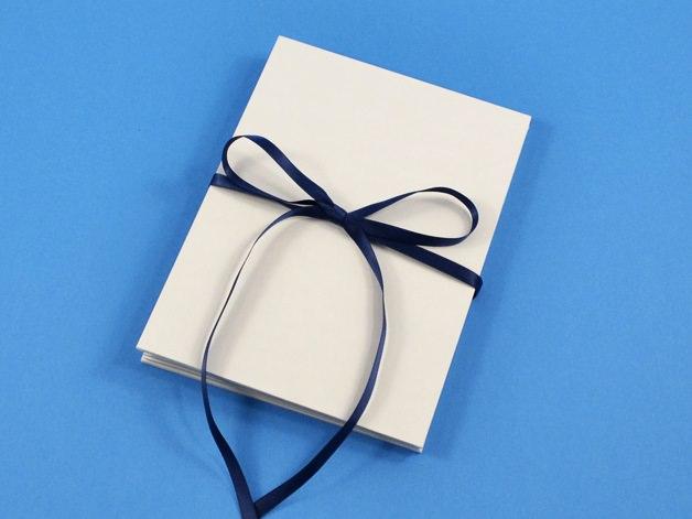 - Leporello DIY weiß zum Selbstgestalten Buchbindehandwerk von Pappelapier - Leporello DIY weiß zum Selbstgestalten Buchbindehandwerk von Pappelapier
