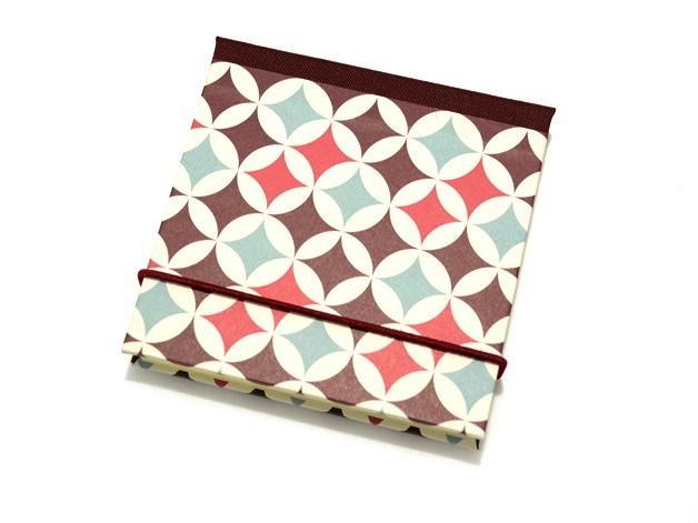 - Haftnotiz, Klebezettel Mäppchen kleines Geschenk Buchbindehandwerk von Pappelapier  - Haftnotiz, Klebezettel Mäppchen kleines Geschenk Buchbindehandwerk von Pappelapier