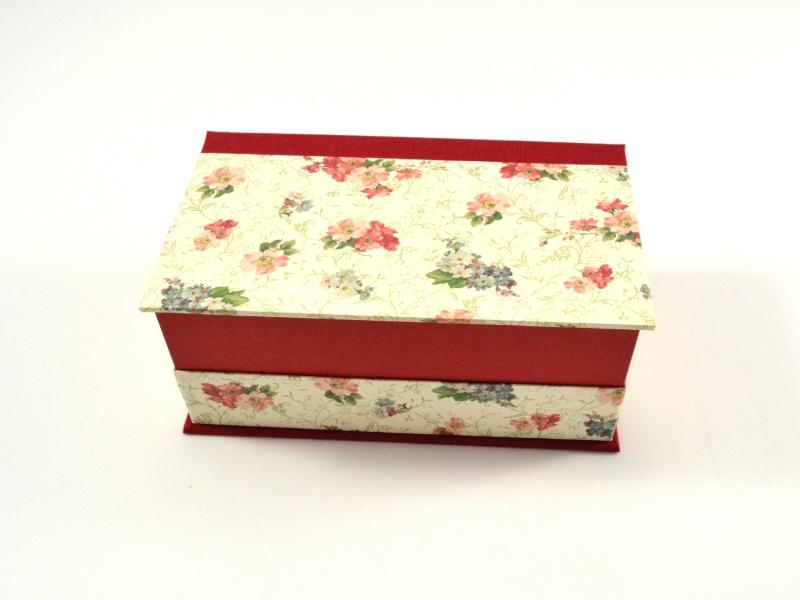 - Schachtel mit Klappdeckel nicht nur für Taschentücher Buchbindehandwerk von Pappelapier - Schachtel mit Klappdeckel nicht nur für Taschentücher Buchbindehandwerk von Pappelapier