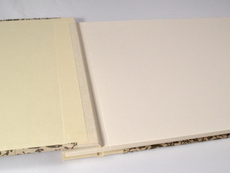 Kleinesbild - Fotoalbum Gästebuch DIN A4 Tauben