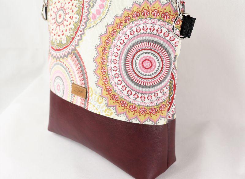 Kleinesbild - Umhängetasche Mandala, Schultertasche