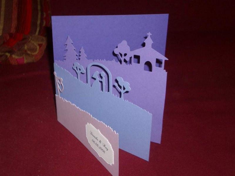 Kleinesbild - Einladungskarten Hochzeit Hochzeitskarten Einladungen Einladungskarte
