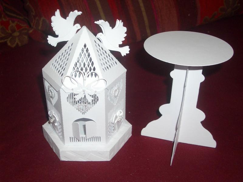 Kleinesbild - Geldgeschenk Hochzeit Hochzeitsgeschenk Taubenhaus