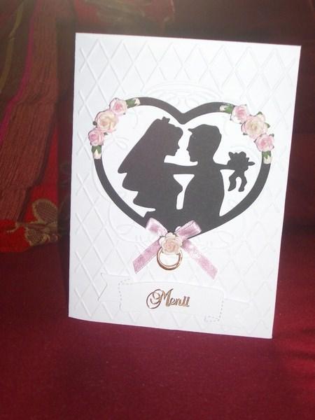 Kleinesbild - Einladungskarten Hochzeit Hochzeitskarten Einladungen Einladungskarte Shabby Chic