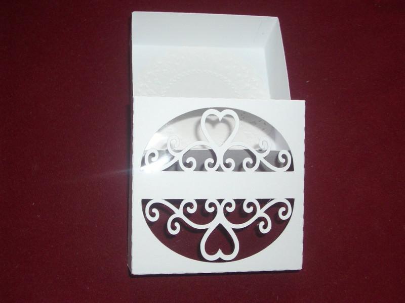 Kleinesbild - Gastgeschenke Keks Kartonagen Hochzeitskekse Bonbonieren Hochzeit