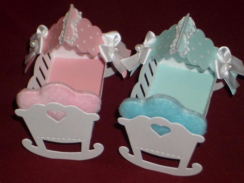 2362.180815.204211 Gastgeschenke Wiege Taufe Geburt Jungen U0026 Mädchen  Kartonagen Bonbonieren Gastgeschenk