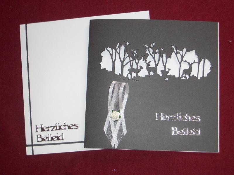 - Kondolenzkarte Trauerkarte Karte Beileidskarte  Karte Trauer Beileid Kondolenz - Kondolenzkarte Trauerkarte Karte Beileidskarte  Karte Trauer Beileid Kondolenz