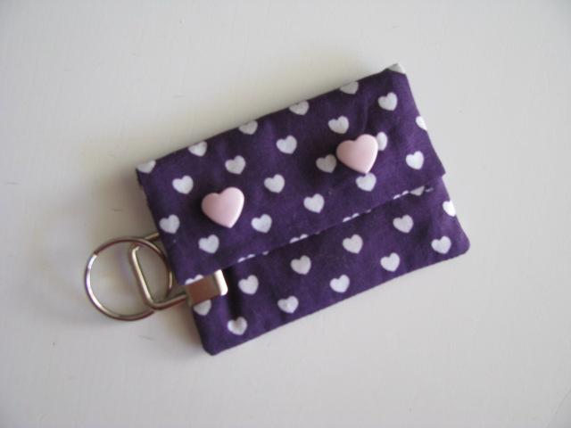 - ♥ Mit Liebe genähter Schlüsselanhänger - Täschchen für Kotbeutel ♥   - ♥ Mit Liebe genähter Schlüsselanhänger - Täschchen für Kotbeutel ♥