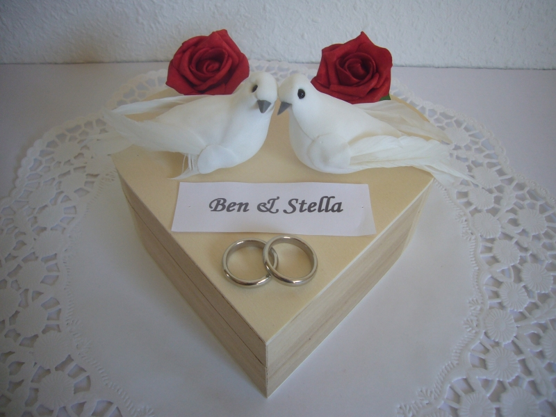 Anlasse Geldgeschenk Herz Hochzeit Hochzeitsgeschenk Flitterwochen