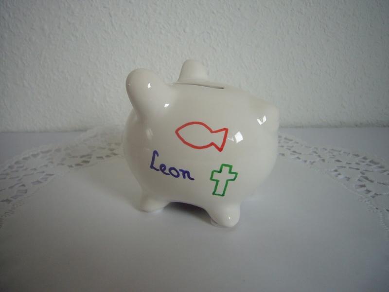 Kleinesbild - Geldgeschenke Konfirmation Kommunion Firmung Jugendweihe Sparschwein Spardose  Geld schenken Geschenke