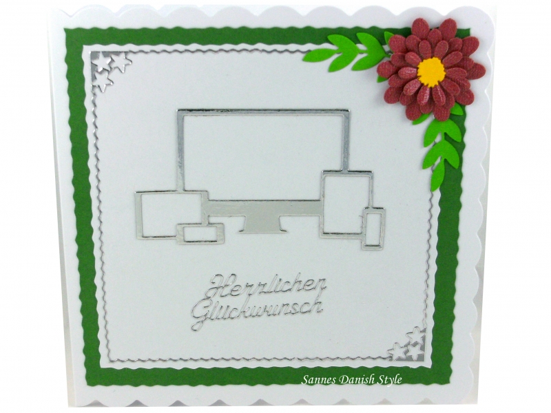 Mannliche Geburtstagskarte Lisas Basteleckes Webseite