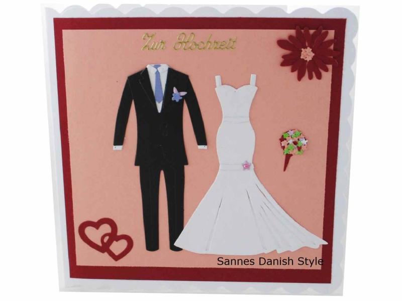 - Hochzeitskarte, Glückwunschkarte für das glückliche Brautpaar , schöne Karte zur Hochzeit für Braut und Bräutigam , ca. 15 x 15 cm - Hochzeitskarte, Glückwunschkarte für das glückliche Brautpaar , schöne Karte zur Hochzeit für Braut und Bräutigam , ca. 15 x 15 cm