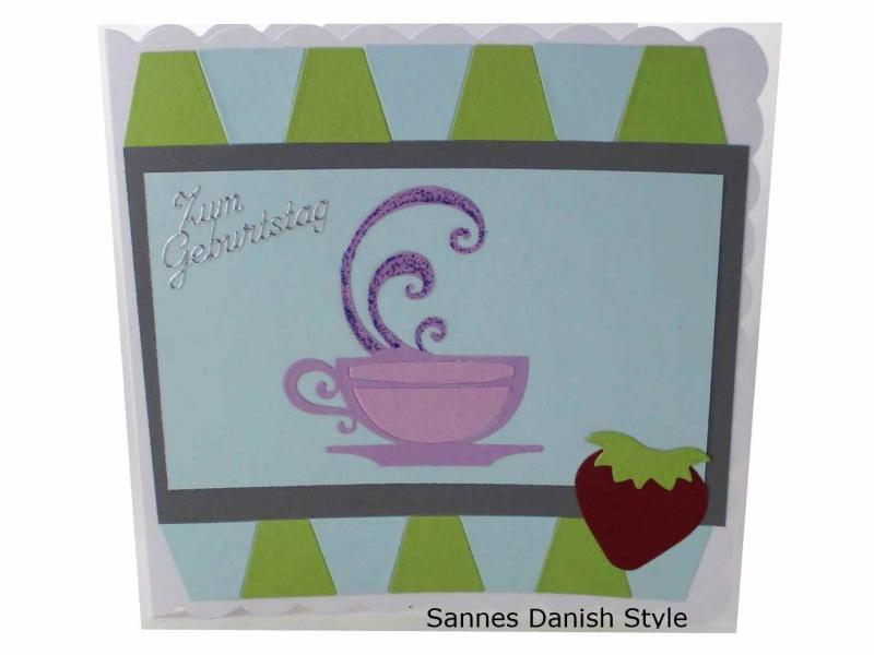 - Geburtstagskarte, Tasse, Kaffee, Tee, Suppe, 3D Grußkarte, Karte mit Getränk, schlicht, neutral, schöne Geburtstagskarte, die Karte ist ca. 15 x 15 cm - Geburtstagskarte, Tasse, Kaffee, Tee, Suppe, 3D Grußkarte, Karte mit Getränk, schlicht, neutral, schöne Geburtstagskarte, die Karte ist ca. 15 x 15 cm