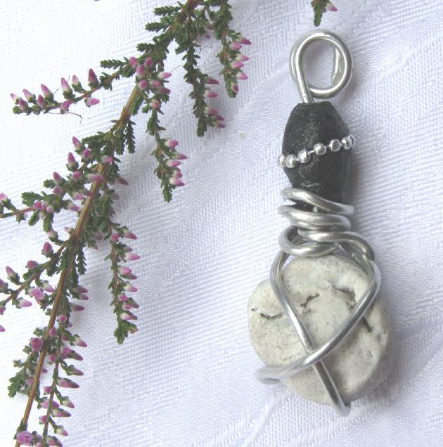 - Kettenanhänger Anhänger außergewöhlich schöner Naturstein kaufen - Kettenanhänger Anhänger außergewöhlich schöner Naturstein kaufen
