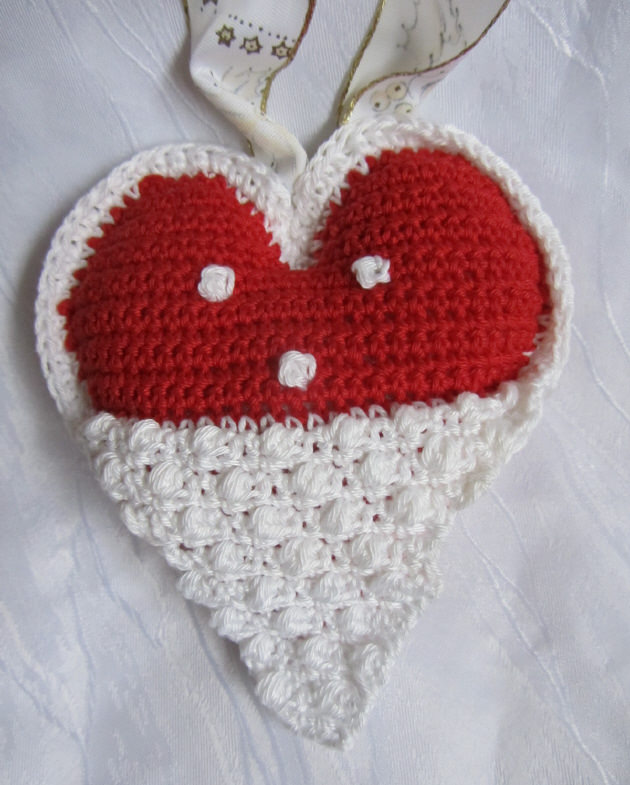 Kissen Herz Rot Blau Stoff Geschrieben Ich Liebe Dich Weiß Hearts Geschenk