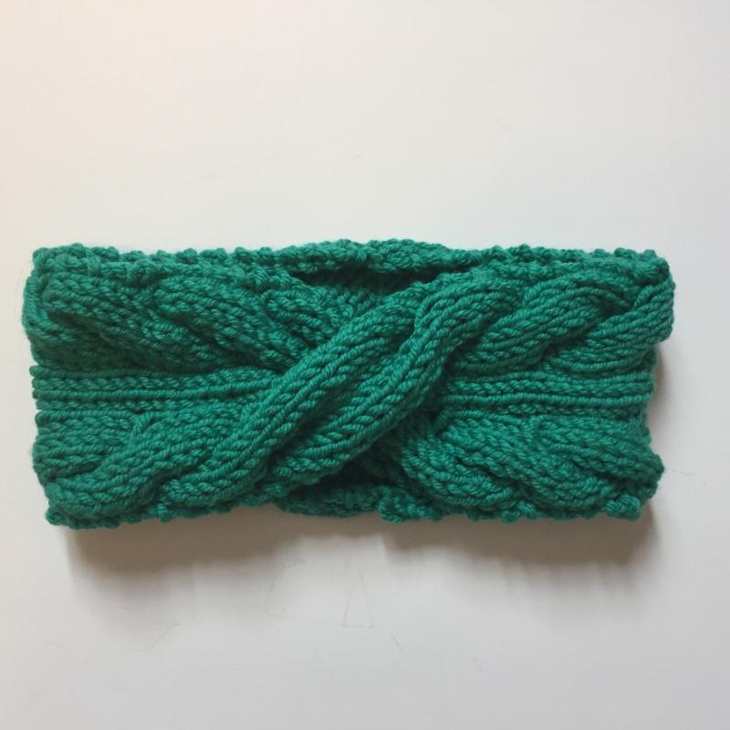 Kleinesbild - Stirnband Modell **LAURA**  von zimtblüte 16 Farben