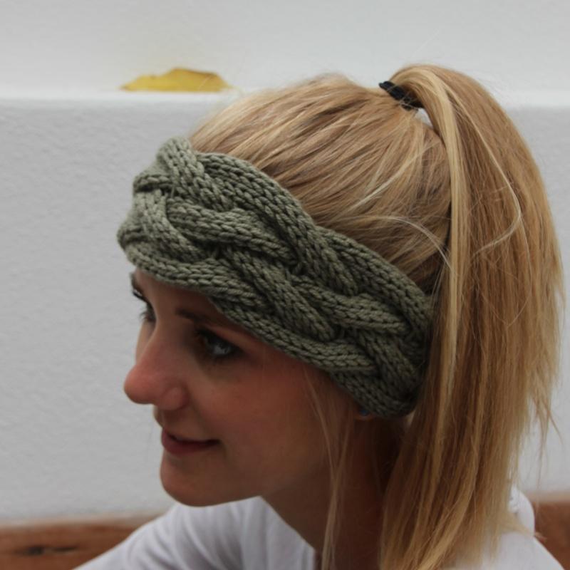- Stirnband *MINA* handmade von zimtblüte / verschiedene Farben - Stirnband *MINA* handmade von zimtblüte / verschiedene Farben