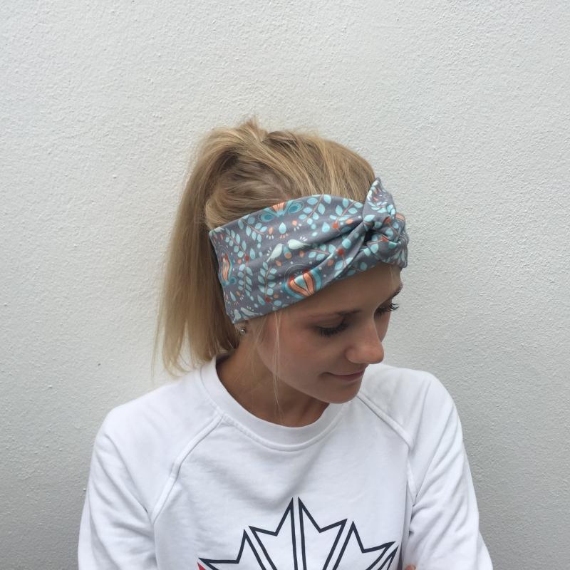 - Haarband Stirnband * Paisley *  handmade von zimtbluete  - Haarband Stirnband * Paisley *  handmade von zimtbluete