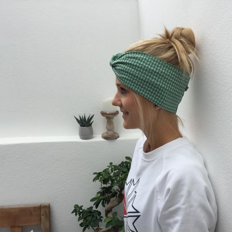 -  ! SALE ! Haarband Stirnband **TWOTONE**  von zimtbluete  -  ! SALE ! Haarband Stirnband **TWOTONE**  von zimtbluete