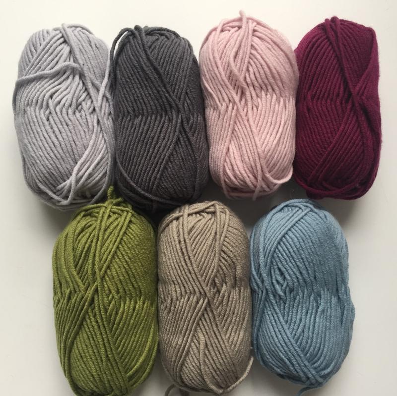Kleinesbild -   Fingerlose Handschuhe Stulpen  * BELLE * olivgrün aus Wolle handgestrickt von zimtblüte / Farbwahl