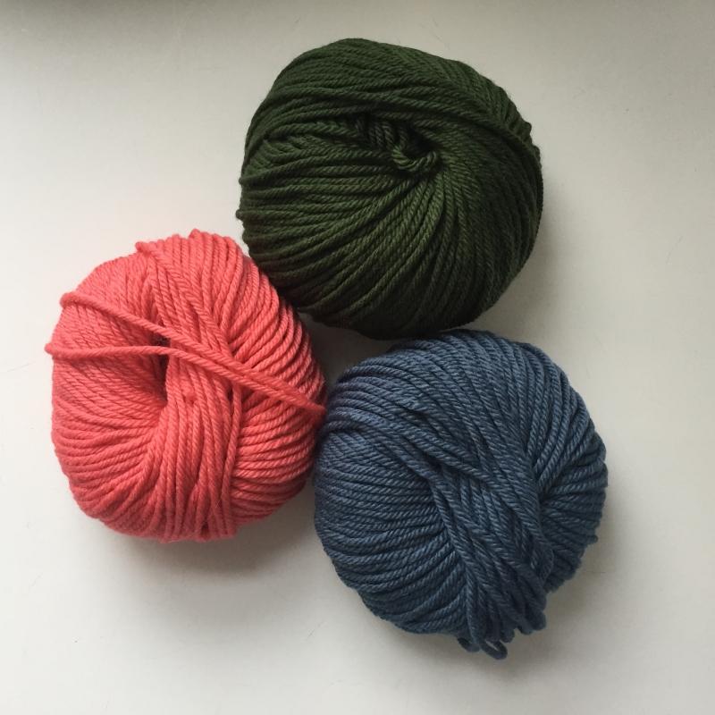 Kleinesbild - Beanie handgestrickt  * HIPSTER *  Wollbeanie KORALLE und andere Farben von zimtblüte